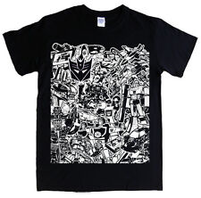 DECEPTICONS T-shirt S - 5XL TRANSFORMERS logo symbol megatron ravage starscream