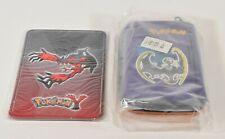 Nintendo DS 3DS XL,Pokémon Mond & Sonne Tasche + Samt-Schutz Pokémon Y
