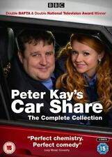 Peter Kay's Car Share: The Complete Collection DVD NEW