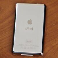 Refurbished Apple iPod Classic 7th Generation Silver 160GB Mint! 30 Day Warranty