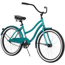 "Huffy 24"" Cranbrook Girls Beach Cruiser Bike for Women, Green New In Hand!"