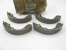 NEW - OEM Mazda BCYD2638ZA Rear Brake Shoes 1992-95 323 92-96 MX-3 92-98 Protege