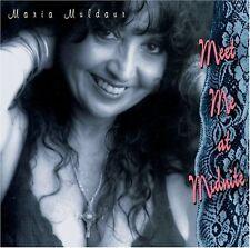 Maria Muldaur Meet Me at Midnite Folk Blues Music CD Memphis Sealed 12 Tracks