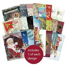 Hunkydory ~ A6 toppers  ~ **24 sample pages** ~ 3rd little Christmas