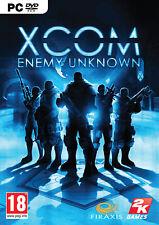 XCOM: Enemy Unknown [video game]