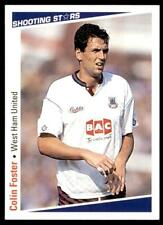 Merlin Shooting Stars 91/92 - West Ham United Foster Colin No. 301