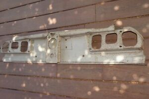 ALFA ROMEO 105 SERIES 3 SPIDER REAR PANEL COMPLETE SECTION, NEW OLD STOCK