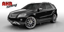 Mercedes 10x22 Zoll Impatto Silber   M-Klasse, R, GL a.W. mit Reifen