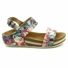 Wedge Floral Sandals Heavenly Feet for Women