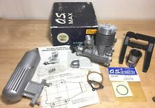 OS Max 108 FSR BX-1 Ring Nitro RC Engine with Muffler & Mount