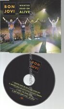 CD--BON JOVI--    WANTED DEAD OR ALIVE