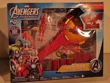 Marvel Avengers Assemble Iron Man Hero Trainer Flying Toy Playset