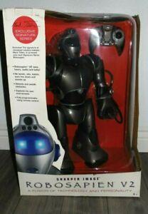 "Robosapien V2 Robot WowWee Exclusive Signature Series Sharper Image 21"" LARGE"