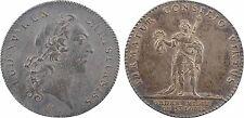 Louis XV, Ordre militaire de St Louis, Marteau, argent - 131