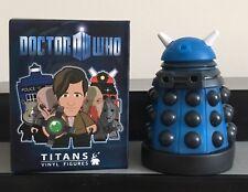 """Titans - Doctor Who 11th Doctor Vinyls - Strategist Dalek 3"""" Figure"""