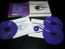 Daniel Bruns – Eye-Trance 02 - 3CD DJs Present – PIASD 2066 CD