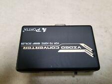 Portta HDMI video converter VGA to HDMI 1080p scaler NO CORDS