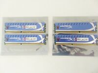 (4x2) 8G Kingston Hyperx KHX1333C7ADS/2g  2GB 256M x 64-Bit DDR3-1333MHz Non ECC
