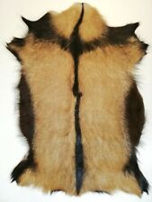 XLarge Genuine Serbian goat skin rug-goat hide Super fine directly from Nature