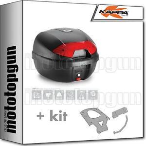 proteína Del Sur Encadenar  Maletas y baúles Kappa para motos para 30 L | Compra online en eBay