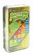 Pressman Battling Bones Fast Pace Dice Game 2-4 Players Ages 7+
