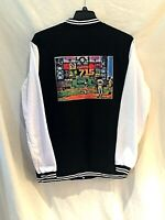 San Francisco Giants Barry Bonds jacket-Full Button/Lightweight-3XL-HR KING!
