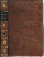 LETTRES NORMANDES Petit Tableau Moral Politique attribué à Léon THIESSÉ 1818 T.2