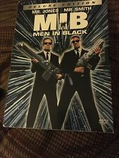 New listing Men In Black (Dvd, 2002, 2-Disc Set, Deluxe Edition) Will Smith, Tommy Lee Jones