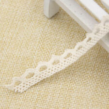 DIYHouse® 5Yard/Lot 10MM Handmade Patchwork Cotton Material Lace Ribbon