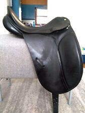 County Competitor Dressage Saddle - X-Wide, XW 16.5 Inch Seat