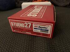 1/24 Studio27 Porsche RS Spyder Dyson
