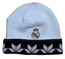 Real Madrid Style Beanie (Style 03 - Flake Foldover)