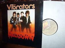 Vibrators, Meltdown, Punk Rock German FM Racords 1988