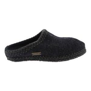 HAFLINGER UNISEX CLASSIC AS STYLE INDOOR COMFY COZY WOOL SLIPPERS