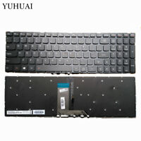 FOR Lenovo Flex 3-15 3-1570 3-1580 Edge 2-15 2-1580 Black keyboard without Frame