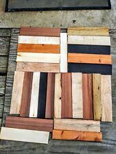 Dream Box Wood Working. Yewwood. Maple. Myrtle. Ebony. White Cedar. Redwood