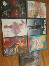 LOT OF 7 COMEDY DVDS