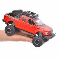 Die-cast Metal Children Toy Car Model Vehicle 1:32 for Ford Raptor Pick-up Truck