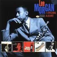Lee Morgan - 5 Original Albums [CD]