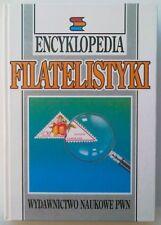 Encyklopedia filatelistyki (1993) filatelistyka znaczki post stamps Briefmarken