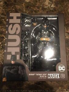 Mafex No. 126 Batman Hush Black Ver. Figure NIB