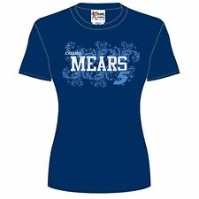 CASEY MEARS LADIES CHASE AUTHENTICS NAVY BLUE SHIRT NEW W/TAGS X-LARGE