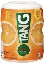 Tang Orange Natural Flavor Powdered Drink Mix-FREE SHIPPING