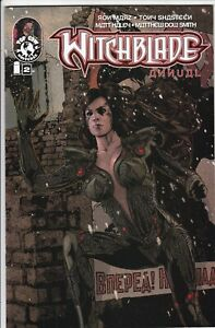 WITCHBLADE ANNUAL #2 NM 2010 TONY SHASTEEN VARIANT TOP COW GGA GOOD GIRL ART