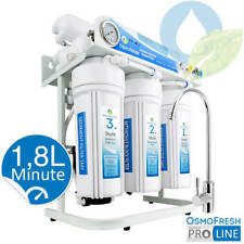 OsmoFresh® Proline X3 - 750GPD Osmoseanlage Umkehrosmose Wasserfilter