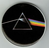 Pink Floyd Dark Side Of The Moon Album Art Button Pin
