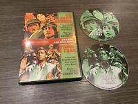Set Guerra All'Italiana La Grande Guerra + Tutti A Casa 2 X DVD Alberto Sordi