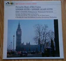 Eric Coates : Favourite Music - HMV XLP 30071 (Mono UK)
