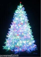 Christmas Xmas White Height 180CM LED Celebrate Party Ornaments Christmas Tree