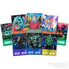 Pegasus Deck Anime Style Orica Set Yu-Gi-Oh Custom Card Set